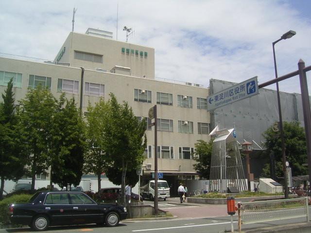 大阪市東淀川区役所