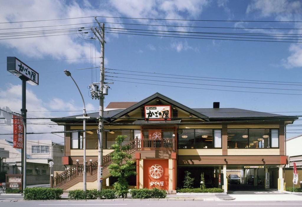 かごの屋 東淀川店