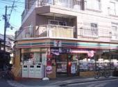 セブンーイレブン大阪十三東1丁目店