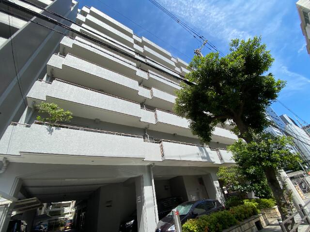 285600/新大阪にある日当たりも良いマンションです。