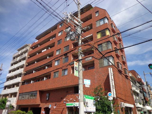 285798/レンガ調が美しいマンションです!