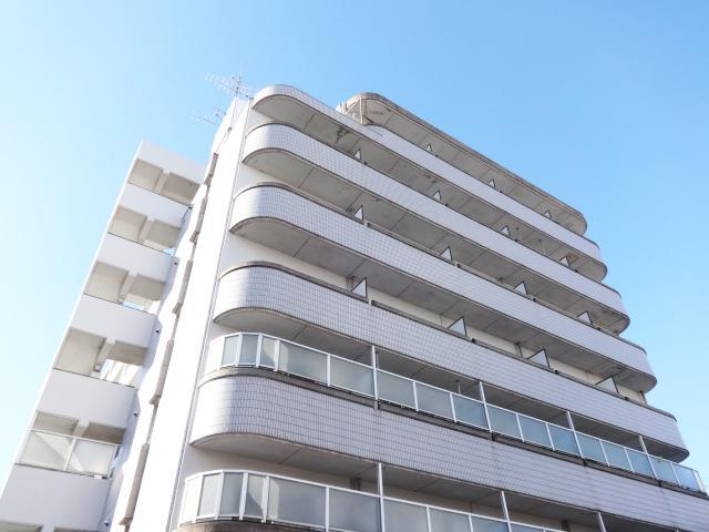 285915/鉄筋コンクリート造のしっかりしたマンションです!