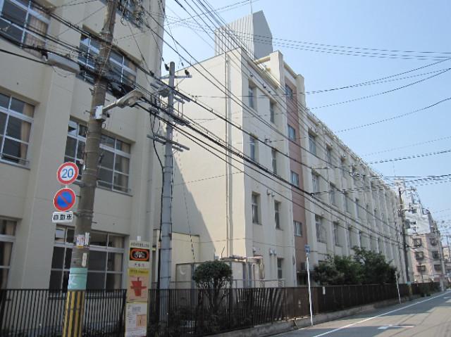 大阪市立波除小学校