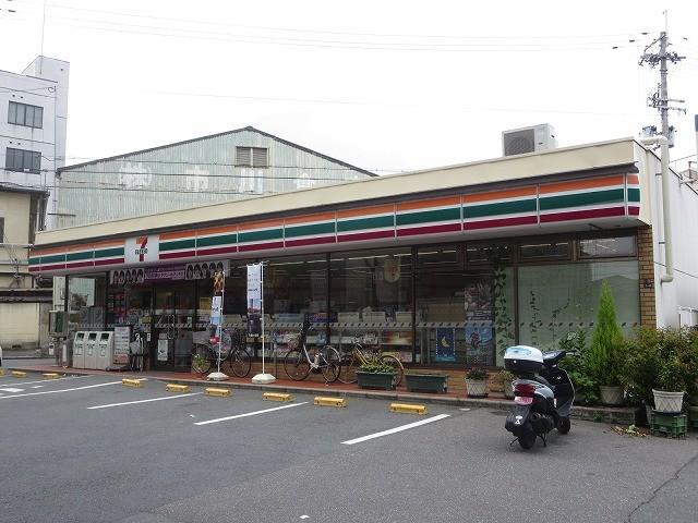 セブンイレブン東大阪川中店