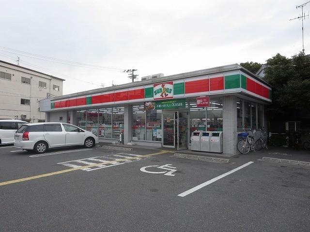 サンクス東大阪菱屋東店