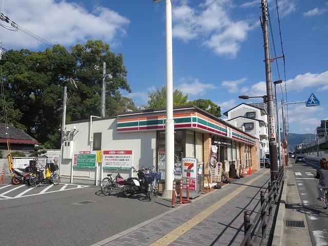 セブンイレブン東大阪西岩田1丁目店