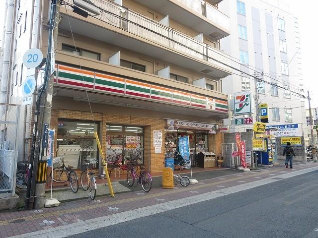 セブンイレブン東大阪御厨栄町店