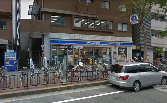 ローソン長田駅西店