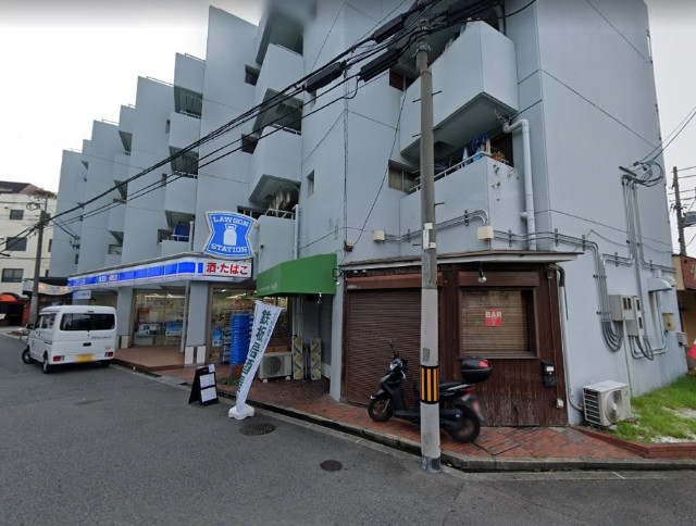 ローソン寺田町駅前店