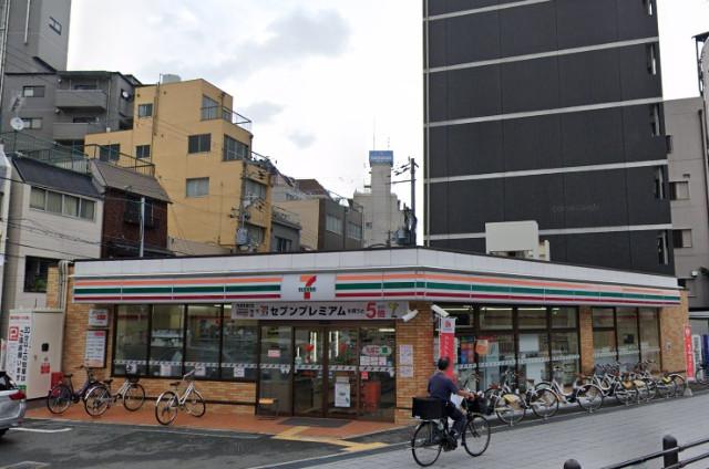 セブンイレブン大阪寺田町2丁目店