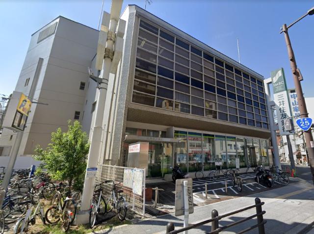 三井住友銀行寺田町支店
