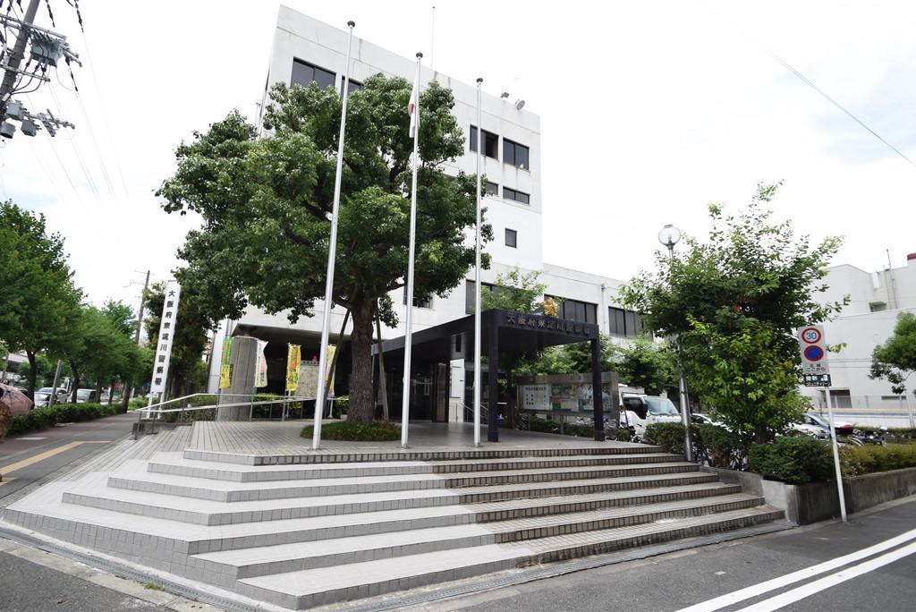 東淀川警察署