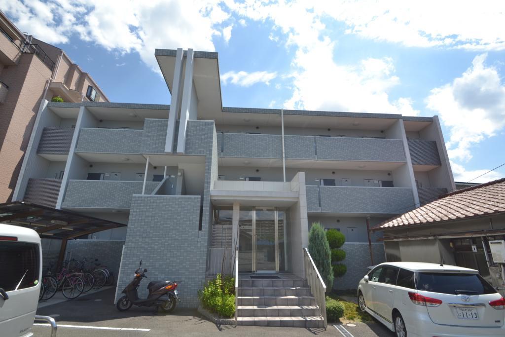 大手建設会社施工の鉄筋コンクリート造マンション。