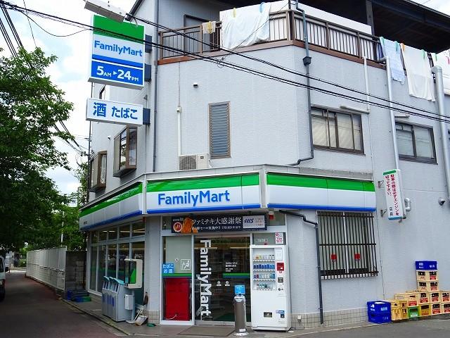 ファミリーマート藤原春日町店