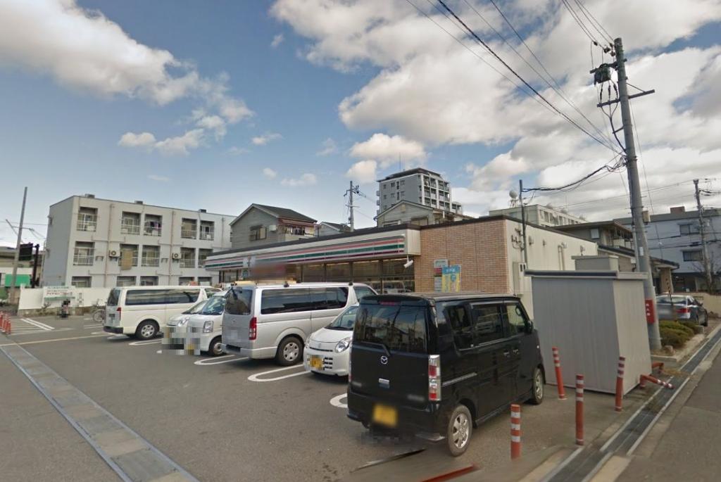 セブンイレブン高槻南芥川町店
