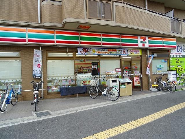 セブンイレブン高槻富田5丁目店
