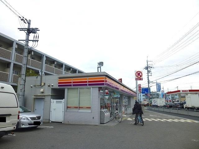 サークルK高槻古曽部店