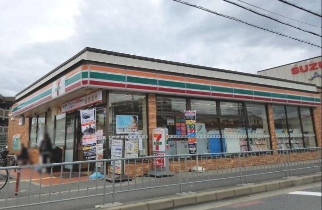 セブンイレブン高槻城東町店