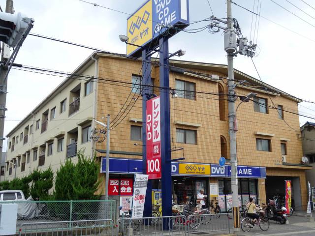 ゲオ高槻寿町店