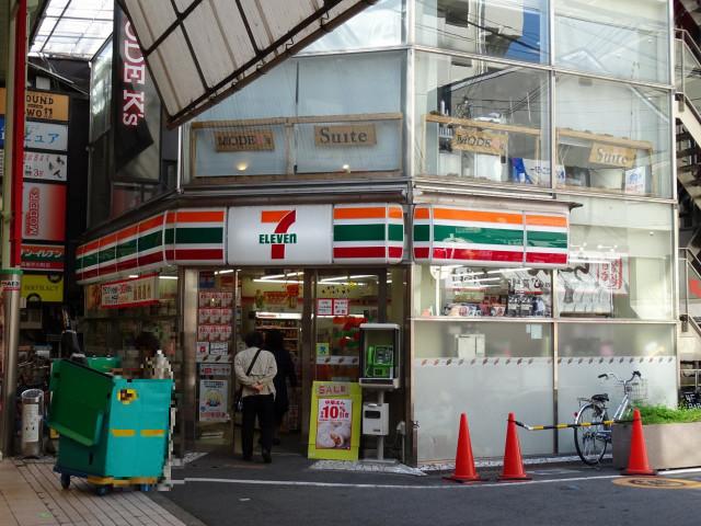 セブンイレブン高槻芥川町店