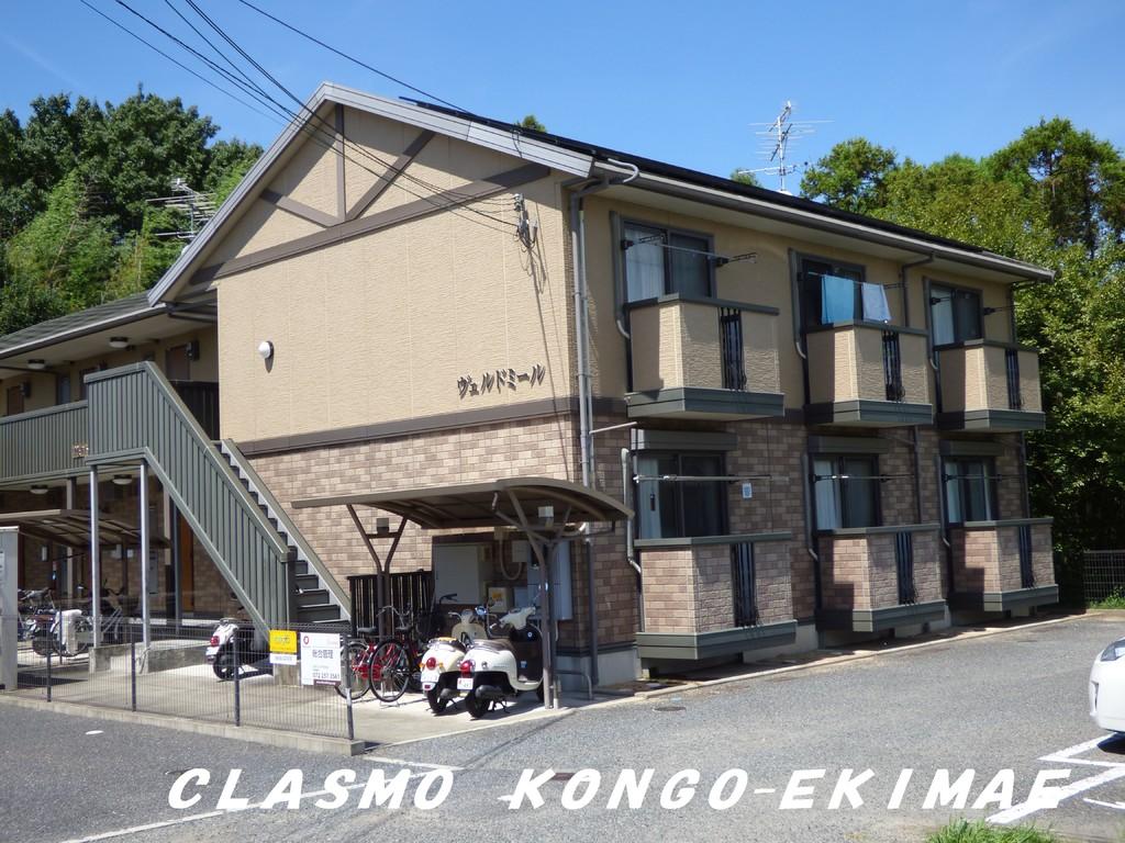 117542/大和ハウス施工のアパートです。