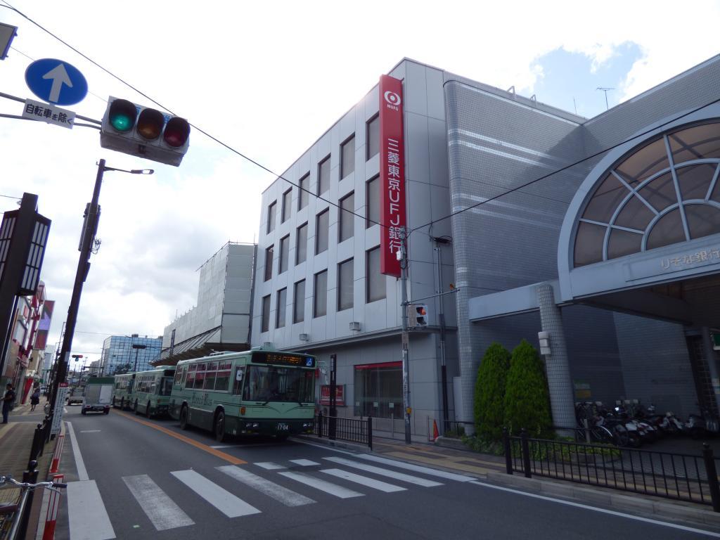 三菱東京UFJ銀行 富田林支店
