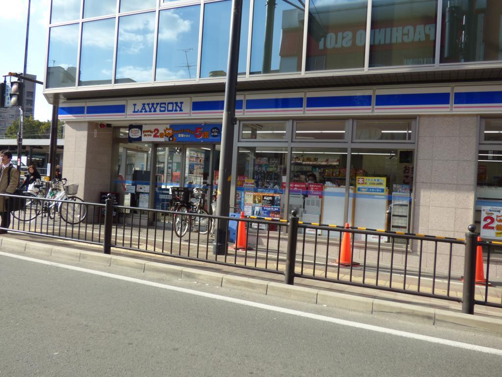 ローソン 近鉄富田林駅前店