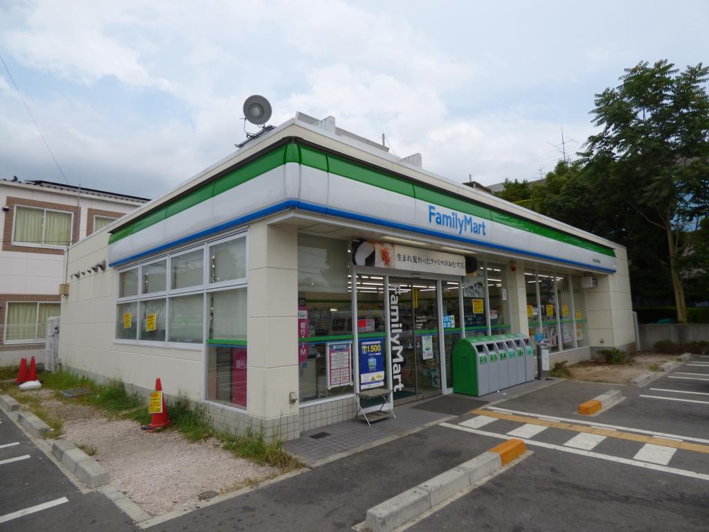 ファミリーマート狭山市役所前店