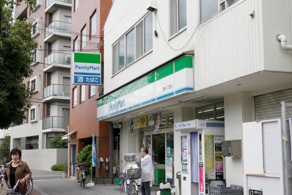 ファミリーマート泉尾一丁目店
