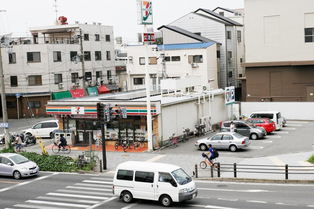 セブン−イレブン 大阪泉尾4丁目店