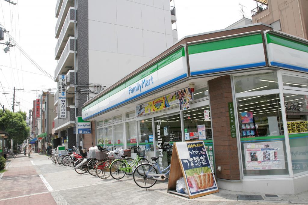 ファミリーマート 泉尾三丁目店