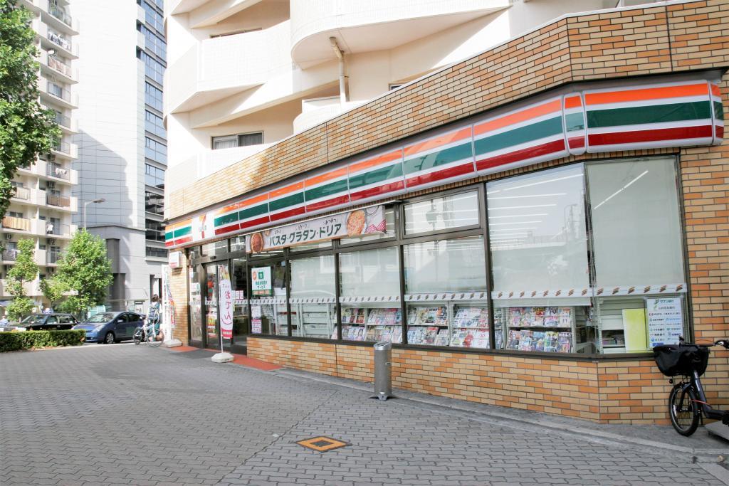 セブン‐イレブン 大阪江戸堀3丁目店