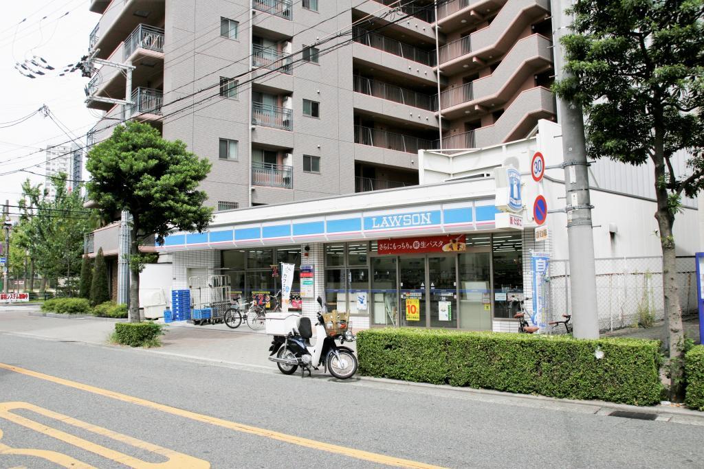 ローソン南堀江四丁目店