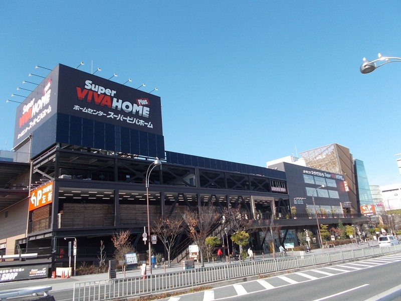 スーパービバホーム大阪ドームシティ店