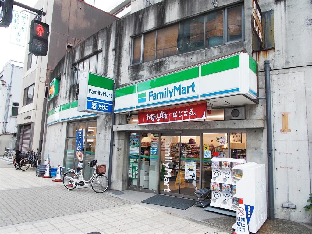 ファミリーマート 九条みなと通り店