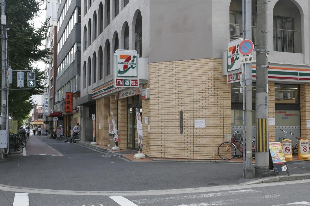 セブンイレブン大阪江之子島一丁目店