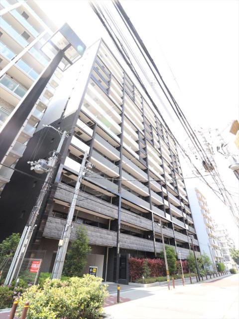 648937/15階建ての綺麗なマンションです