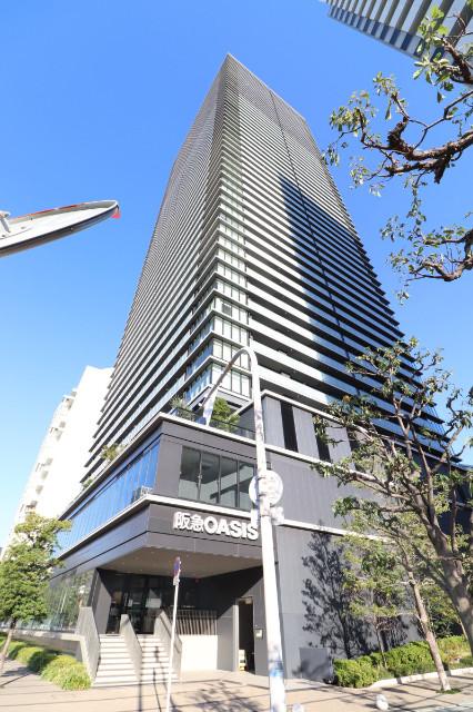 741018/55階建てのタワーマンションです