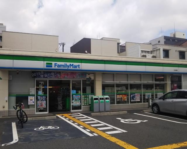 ファミリーマート木川西店