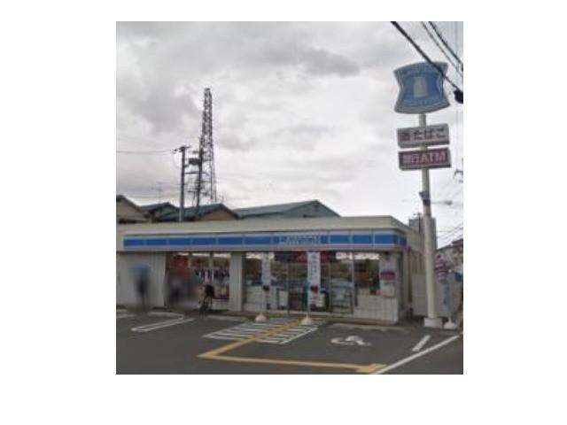 ローソン茨木沢良宜西四丁目店