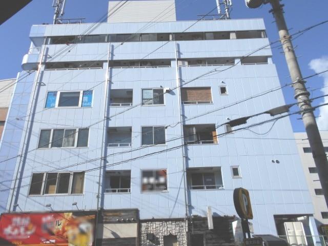 ニュー阪急フロントビル 外観