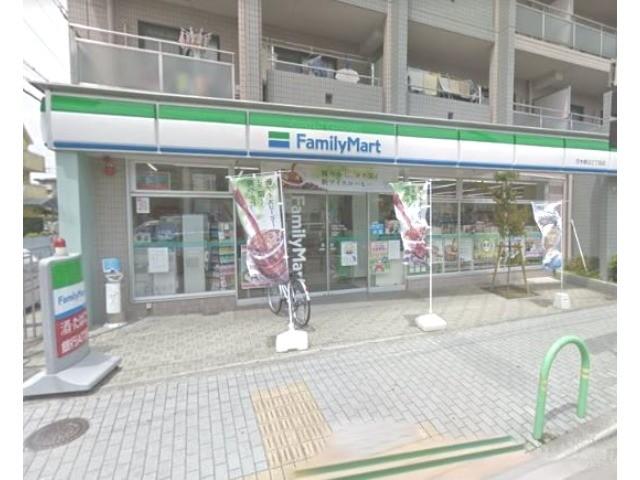 ファミリーマート茨木春日三丁目店