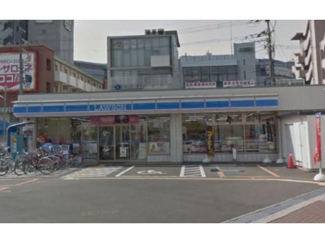 ローソン阪急茨木市駅南店