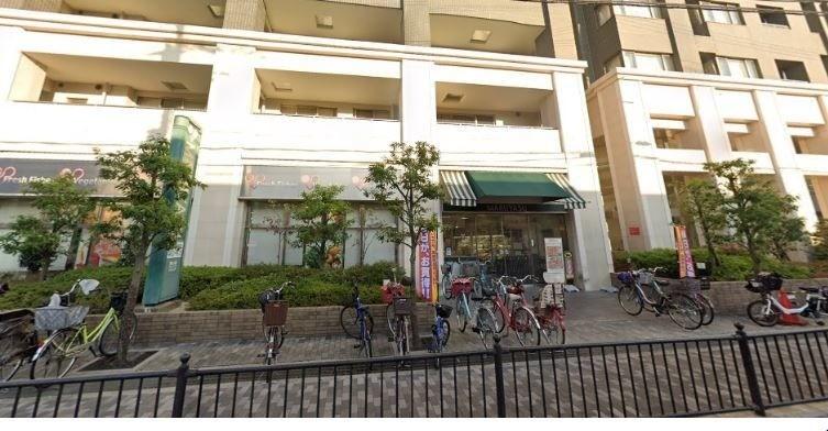 スーパーマルヤス茨木駅前店