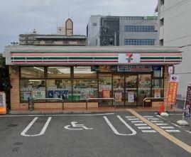 セブンイレブンJR茨木駅西店