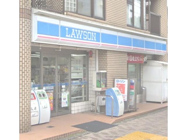 ローソン茨木大住店