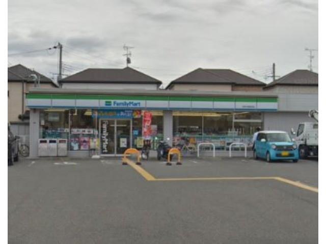 ファミリーマート茨木沢良宜浜店