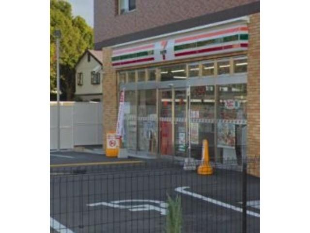セブンイレブン茨木西田中町店