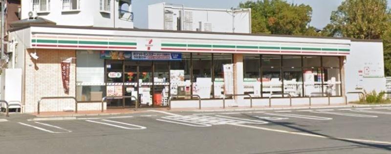 セブンイレブン茨木奈良町店
