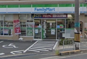 ファミリーマート摂津千里丘二丁目店